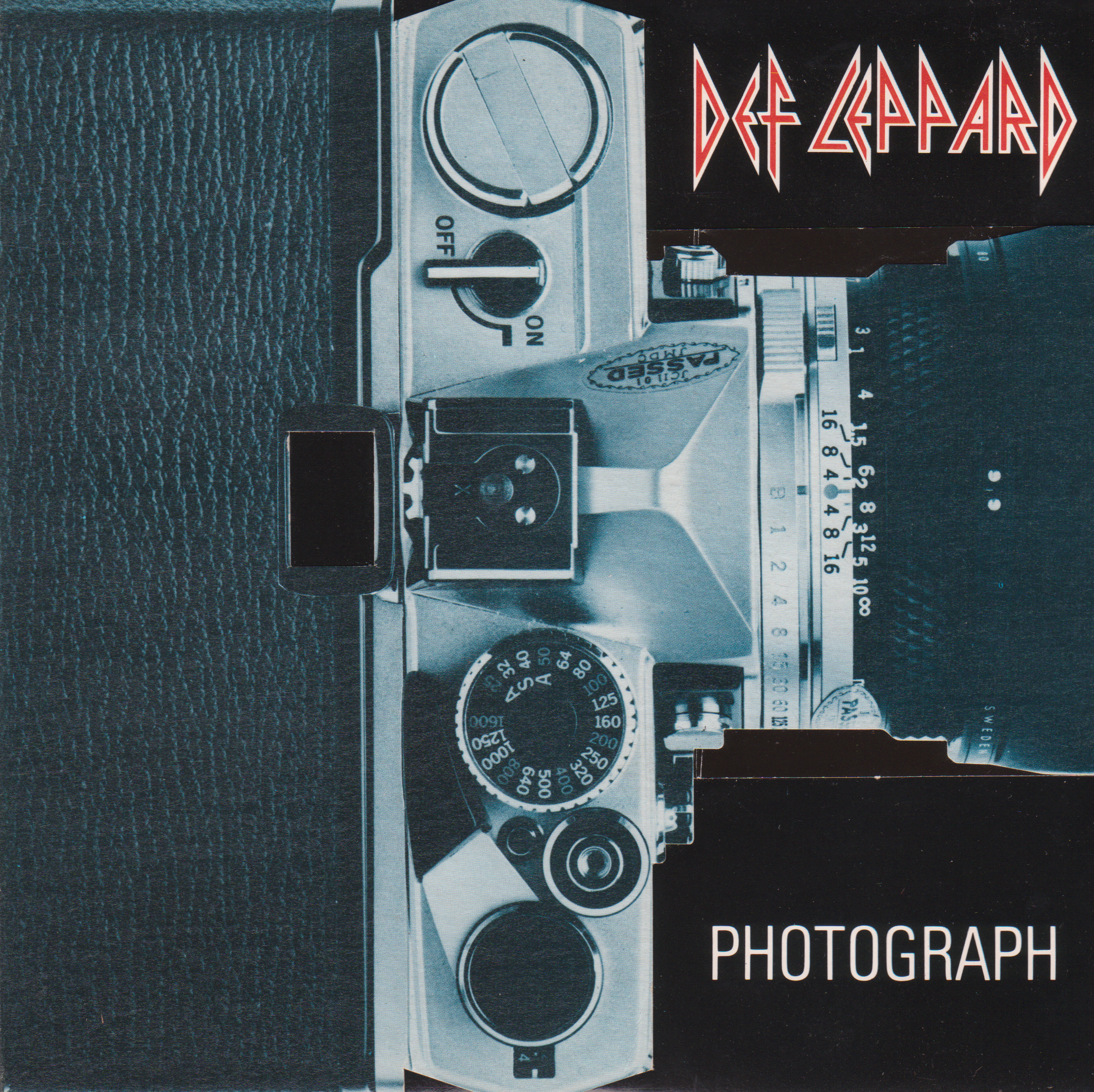 Def Leppard – Photograph | Into the Popvoid