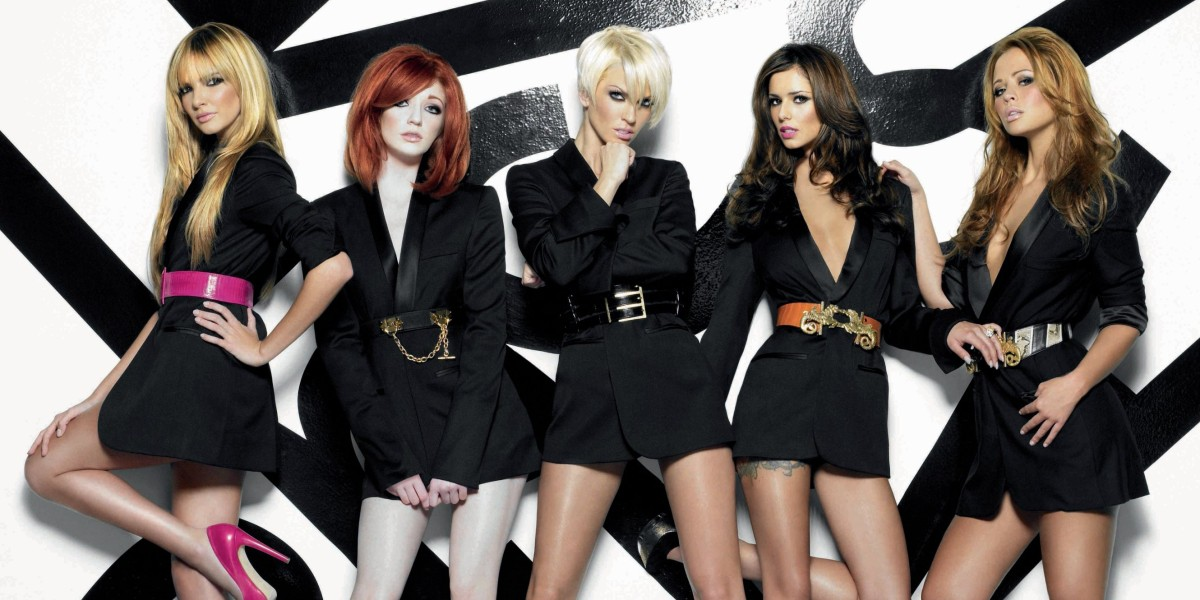 Girls Aloud - Miss You Bow Wow