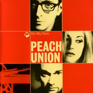 On_My_Own_Peach_Union_Cover_Art