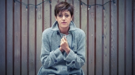 Tracey Thorn's album Tinsel and Lights was released Oct. 3