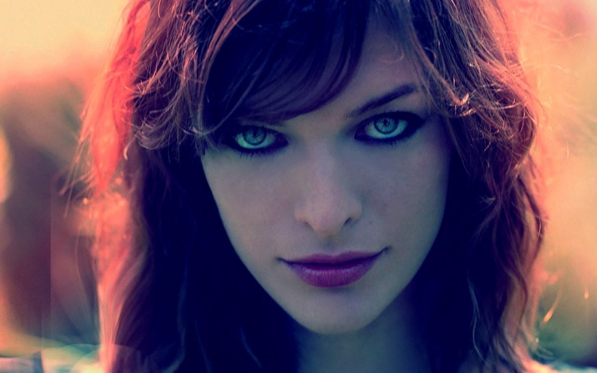 Milla Jovovich - Gentleman Who Fell